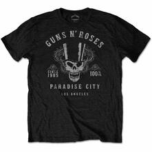 T-Shirt Unisex Tg. 2XL Guns N' Roses. 100% Volume