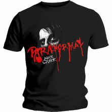 T-Shirt Unisex Tg. L Alice Cooper. Paranormal Eyes