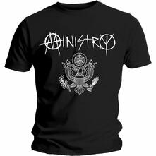 T-Shirt Unisex Tg. L Ministry. Great Seal