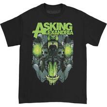 Asking Alexandria Men'S Tee: Tsth Retail Pack X-Large