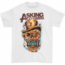 Asking Alexandria Men'S Tee: Stop The Time Retail Pack Small