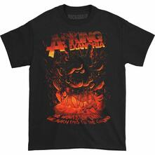 Asking Alexandria Men'S Tee: Metal Hand Retail Pack Xx-Large