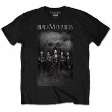 Small Black Veil Brides Men's Tee: Black Frog
