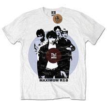 The Who Men'S Tee: Maximum R&B Retail Pack Medium