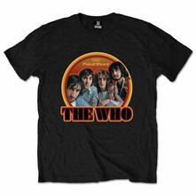 T-Shirt Unisex Tg. 2XL. Who: 1969 Pinball Wizard