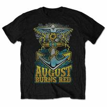 August Burns Red Men'S Tee: Dove Anchor Retail Pack Xx-Large