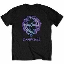 T-Shirt Unisex Evanescence. Want (Retail Pack). Taglia S