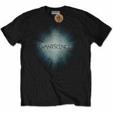 Evanescence Men'S Tee: Shine Retail Pack Large