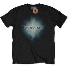 Evanescence Men'S Tee: Shine Retail Pack X-Large