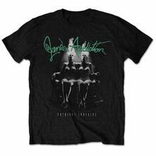 Small. Janes Addiction Mens Tee: Nothings Shocking