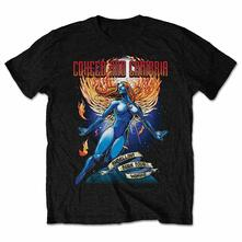 Small Coheed & Cambria Men's Tee: Ambelina