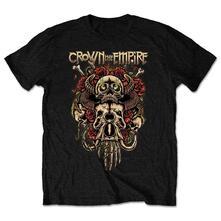 Small Crown The Empire Men's Tee: Sacrifice