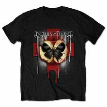 Large. In This Moment Mens Tee: Rotten Apple