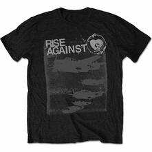 T-Shirt Unisex Tg. S. Rise Against: Formation