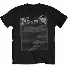 T-Shirt Unisex Tg. L. Rise Against: Formation