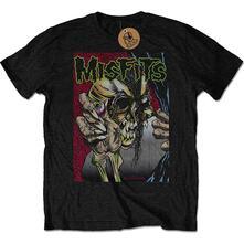 Misfits Men'S Tee: Pushead Retail Pack Small