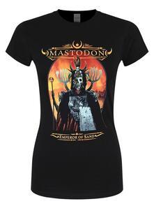 Skinny Fit T-Shirt Donna Tg. XL Mastodon. Emperor Of Sand