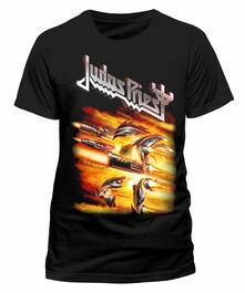 T-Shirt Unisex Tg. L. Judas Priest: Firepower