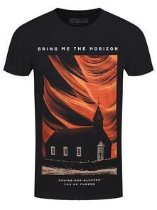 T-Shirt Unisex Tg. 2XL Bring Me The Horizon. You'Re Cursed
