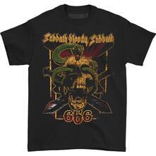 T-Shirt Unisex Tg. XL Black Sabbath. Bloody Sabbath 666