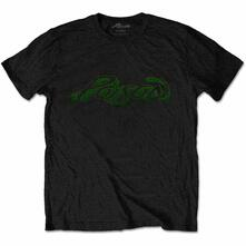 Poison Men'S Tee: Vintage Logo X-Large