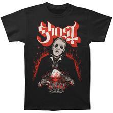 T-Shirt Unisex Ghost. Danse Macabre. Taglia M