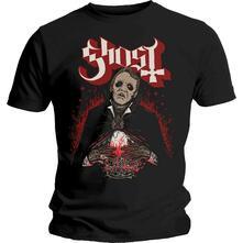 T-Shirt Unisex Ghost. Danse Macabre. Taglia XL