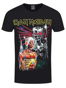 T-Shirt Unisex Tg. 2XL. Iron Maiden: Terminate