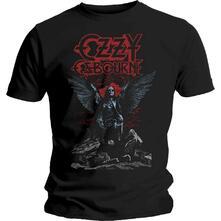 T-Shirt Unisex Tg. XL. Ozzy Osbourne: Angel Wings