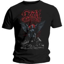 T-Shirt Unisex Tg. 2XL Ozzy Osbourne: Angel Wings