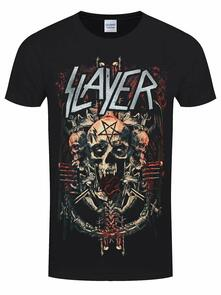 T-Shirt Unisex Tg. XL. Slayer: Demonic Admat