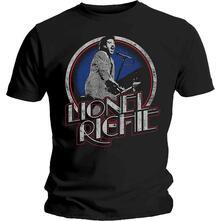 T-Shirt Unisex Lionel Richie. Live. Taglia S