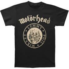 T-Shirt Unisex Motorhead. Undercover Seal Newsprint. Taglia M