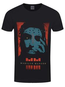 T-Shirt Unisex Marilyn Manson. Rebel. Taglia M