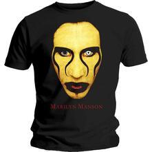 T-Shirt Unisex Tg. S. Marilyn Manson: Sex Is Dead