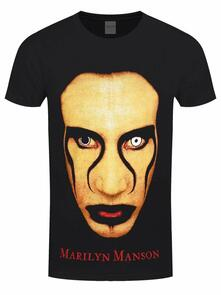 T-Shirt Unisex Marilyn Manson. Sex Is Dead. Taglia XL