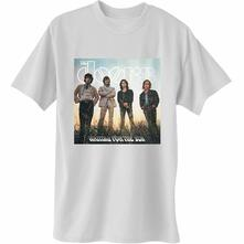 T-Shirt Unisex Doors. Waiting For The Sun. Taglia M