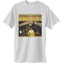 T-Shirt Unisex Doors. Morrison Hotel. Taglia XL