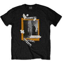 T-Shirt Unisex Nas. Life'S A B. Taglia XL