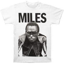 T-Shirt Unisex Tg. M. Miles Davis: Miles
