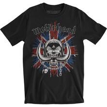 T-Shirt Unisex Tg. S. Motorhead: British Warpig