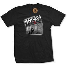 T-Shirt Taglia Large. Eminem Ladies Tee: Marshall Mathers 2