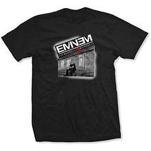 T-Shirt Unisex Tg. L. Eminem: Marshall Mathers 2