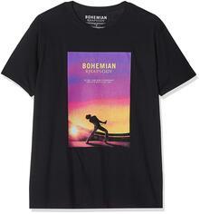 T-Shirt Unisex Tg. S. Queen: Bohemian Rhapsody