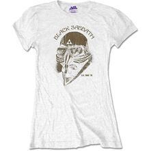 T-Shirt Donna Tg. M. Black Sabbath - Us Tour 1978