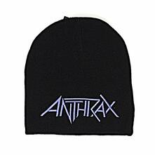Berretto Anthrax Logo Baseball