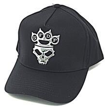 Cappellino Five Finger Death Punch Logo Baseball Sonic Silver