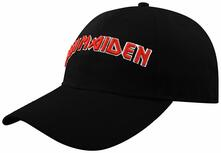 Cappellino Iron Maiden Logo Baseball