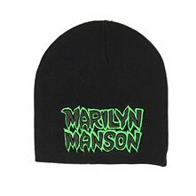 Berretto Marilyn Manson Logo