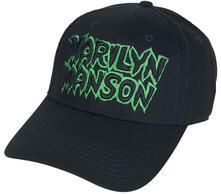Cappellino Marilyn Manson Logo Baseball